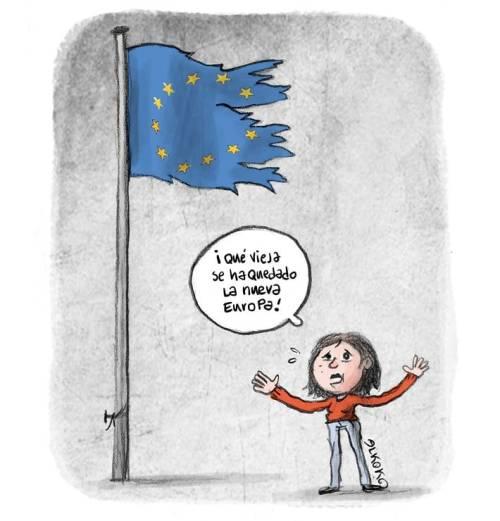 Coronavirus o la oportunidad perdida de Europa