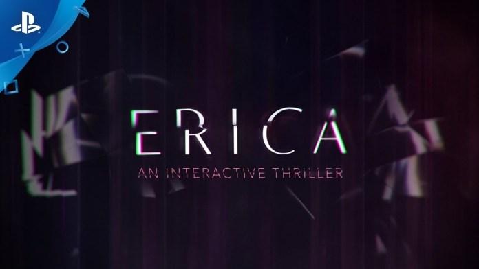 Erica: aciertos y errores de la vanguardia del cine interactivo