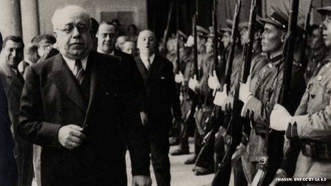 Manuel Azaña: Érase una vez un Presidente