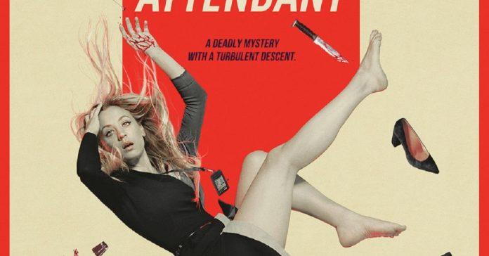 'The Flight Attendant': unas turbulencias adictivas dignas de Hitchcock