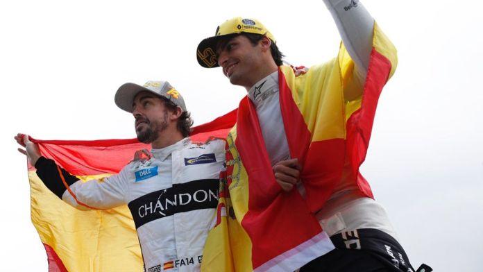 Carlos Sainz Jr y Fernando Alonso, ¿posibilidades reales para 2021?