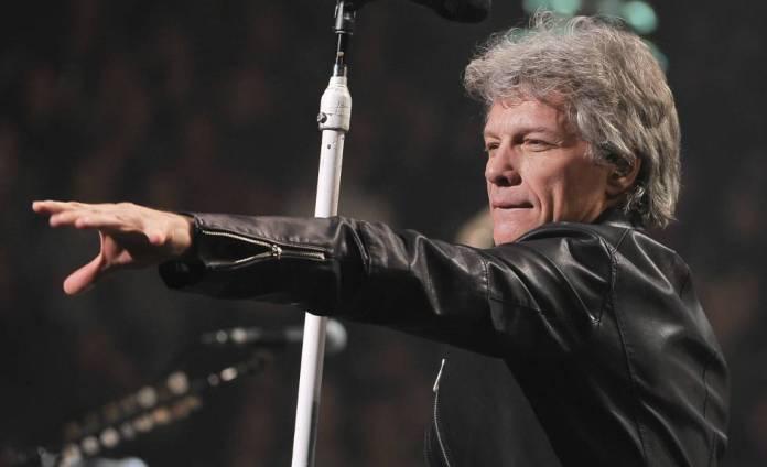 Jon Bon Jovi: 'It's his life'