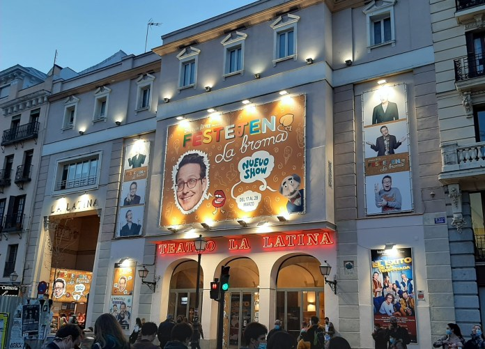 'Festejen la broma', el último delirio de Joaquín Reyes