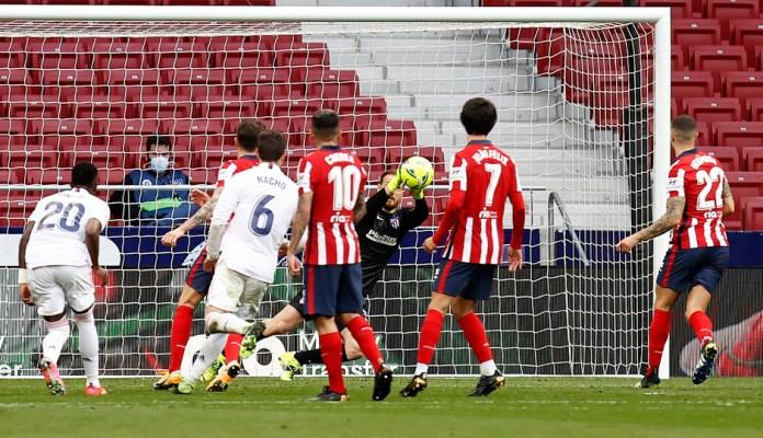 El Barça se lleva el derbi madrileño