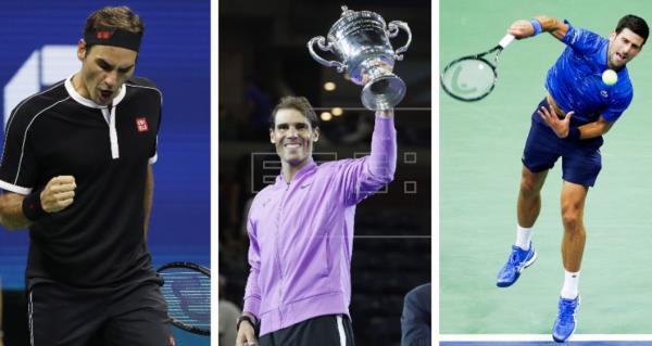 ¿Llegará el relevo generacional que cambie la historia del tenis masculino?