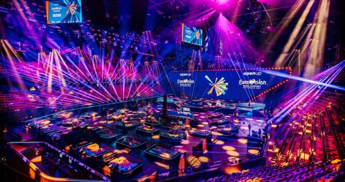 Eurovisión retoma sus ensayos tras dos años sin festival