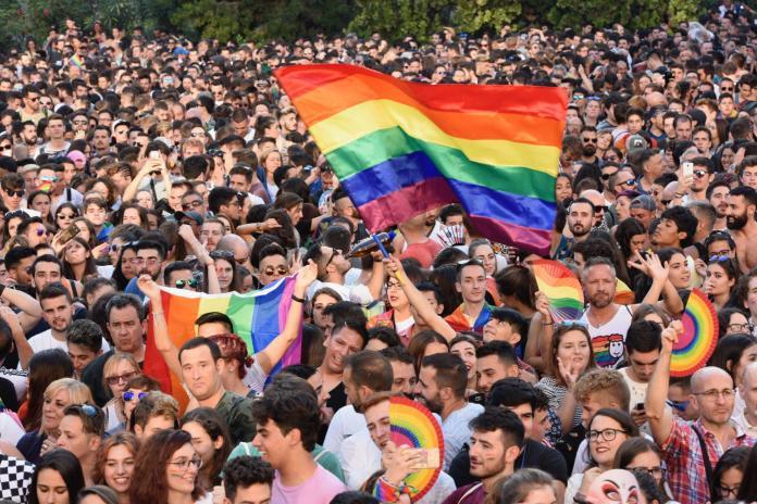 Feliz y combativo Orgullo LGTB