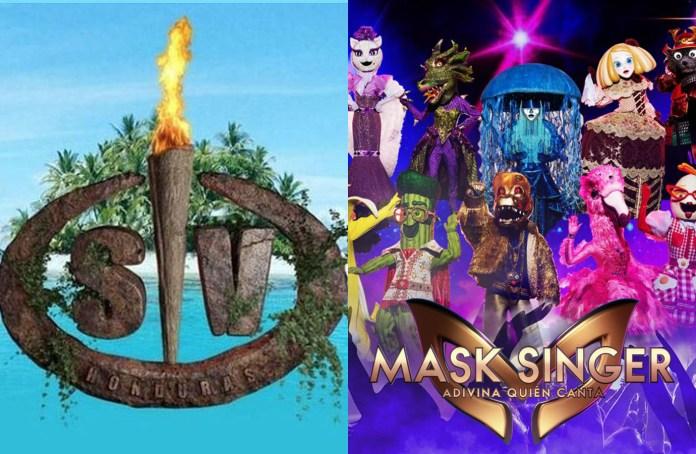 'Supervivientes' y 'Mask Singer', de día a día y tiro porque me toca