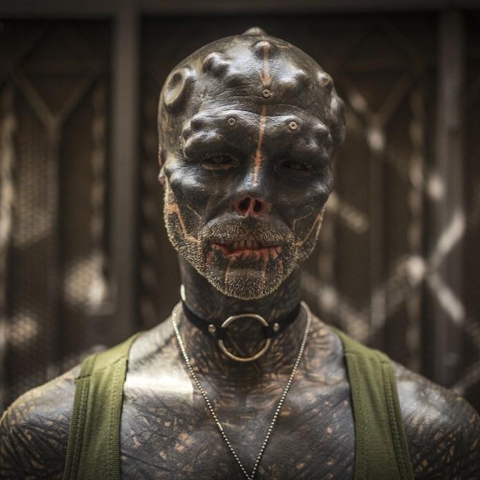 «The Black Alien Project»: este es su próximo plan de modificación corporal