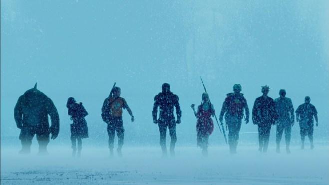 'El Escuadrón Suicida', James Gunn se pasa el cine de superhéroes