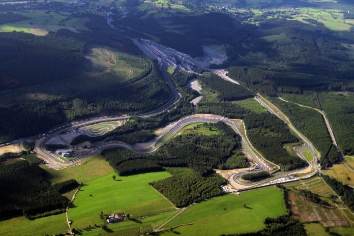El circuito de carreras Spa-Francorchamps cumple 100 años