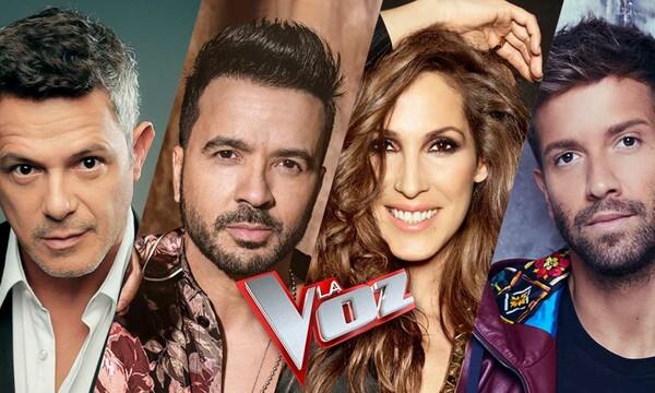 Comienza 'La Voz España 2021'