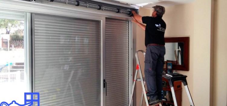 Mantenimiento del hogar: ventanas y persianas