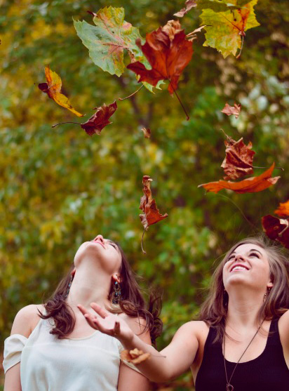 moda de otoño, otoño