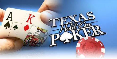 Texas Hold 'Em Poker Tournament 1