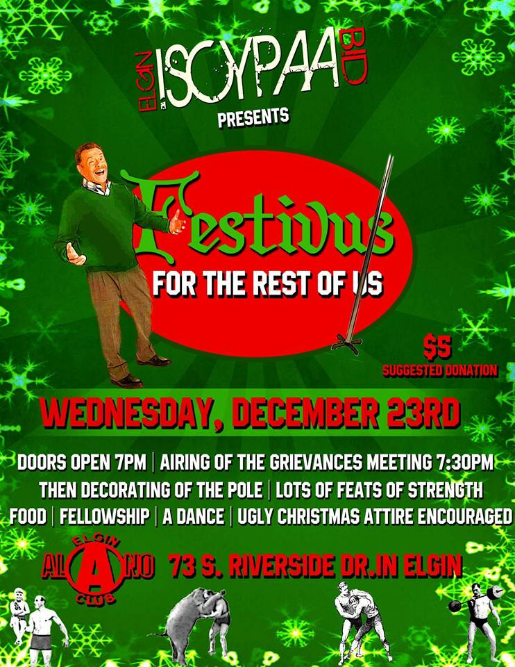 FESTIVUS for the REST OF US 1