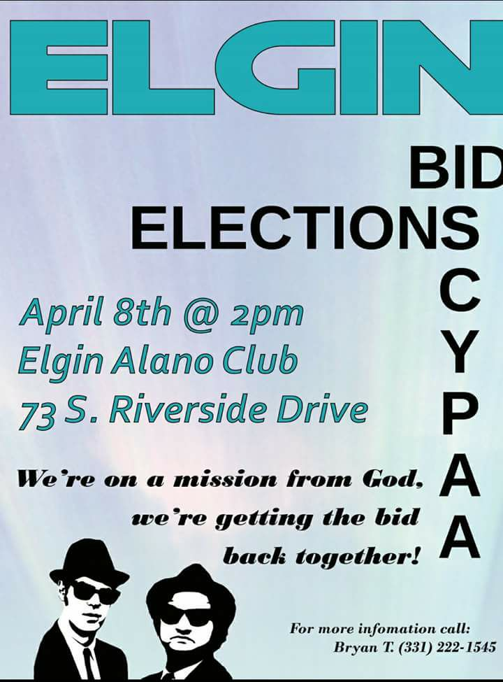 Elgin Bid - ISCYPAA - Elections 1