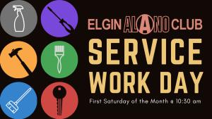 Service Work Day