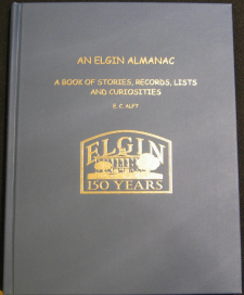 "Elgin Almanac by E.C. ""Mike"" Alft"