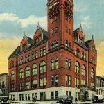 Elgin City Hall 1923