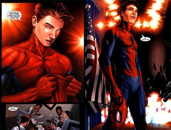 El destape de Peter Parker