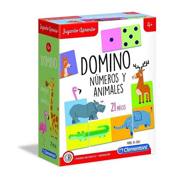 Domino animales