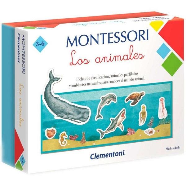 Montessori los animales