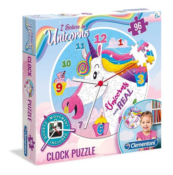 Puzzles reloj