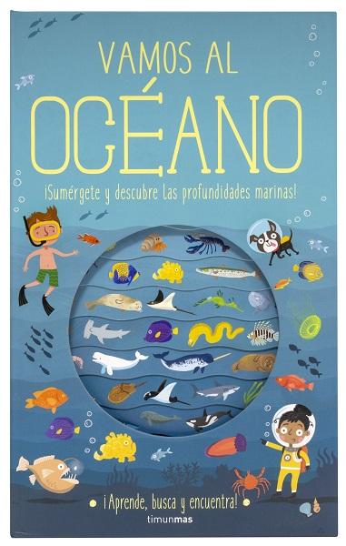 Libro vamos al oceano