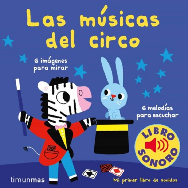 Libro sonoro musicas del circo