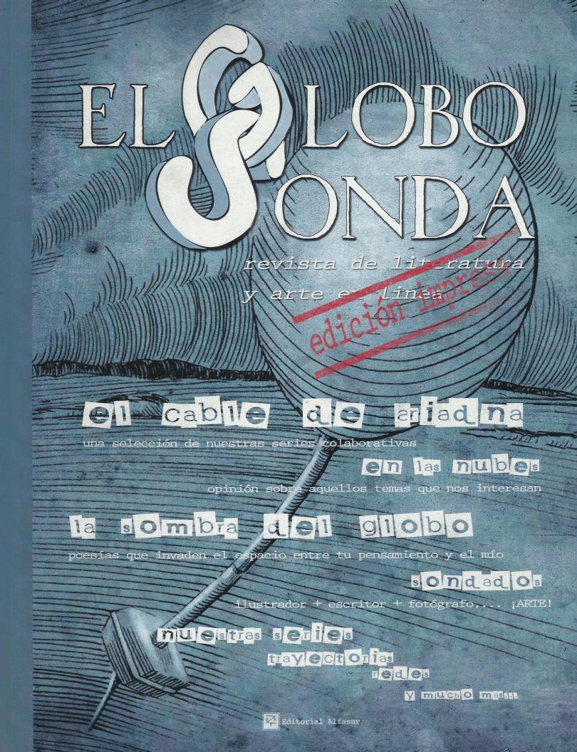 """Revista en papel """"El Globo Sonda"""" Nº 1"""