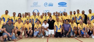 El Gouna International Squash Masters 2020