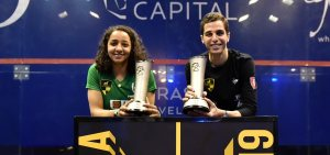 2019 Finals : Welily and Farag are the Champions