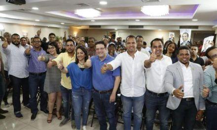 Juventudes del PRM del DN endosan candidatura de Sanz Lovatón