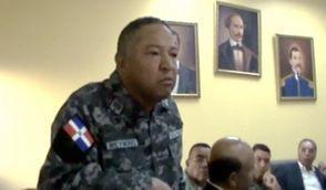 Seguirá en su puesto general denunció que fiscales venden droga en San Juan