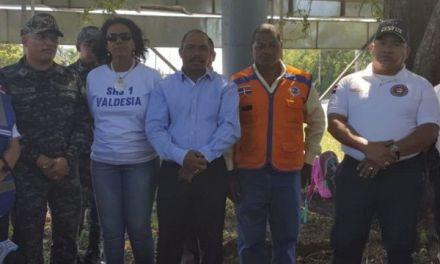 Lanzamiento en San Cristóbal del Operativo Semana Santa 2018, Unión Santa