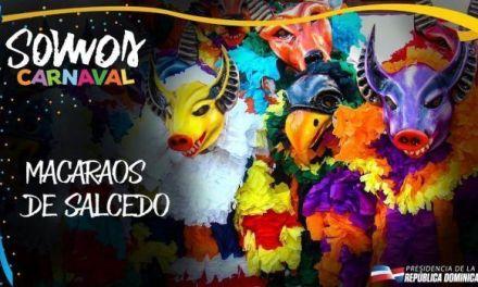 Los Macaraos de Salcedo son un arcoíris bello en papel crepé, expresivo y valiente