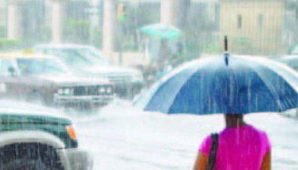 Este sábado ¡no dejes tu paraguas! las lluvias continuarán