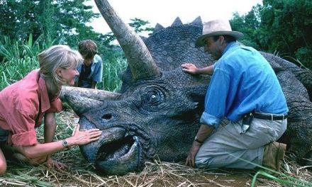 Los protagonistas de «Jurassic Park», 25 años después
