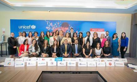 Banco BHD León se une a campaña Unicef