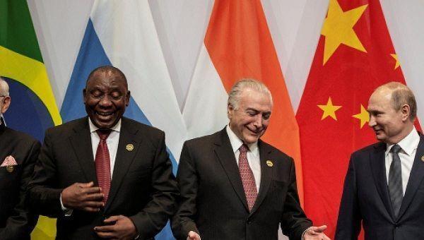 Los BRICS quieren que el mundo se rija por las reglas de la OMC