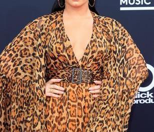 """Lovato colapsó en una """"fiesta loca"""""""