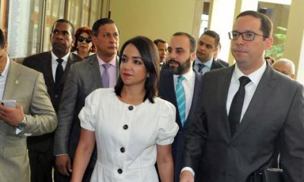 PRM deposita expediente en Fiscalía