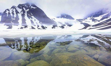 El pico más alto de Suecia deja de serlo debido a la ola de calor
