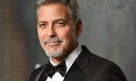 George Clooney, el mejor pagado