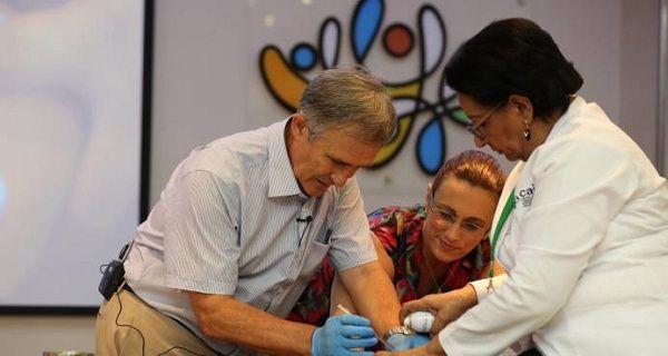 En el CAID aplica tratamiento para mejorar la movilidad en niños con parálisis cerebral