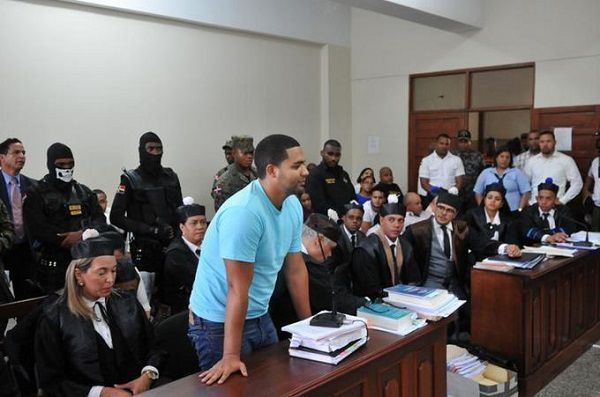 Tribunal ratifican 30 años contra Marlon Martínez por asesinato de Emely Peguero