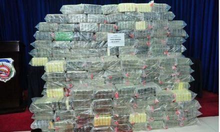 Registran 567 casos tráfico drogas en semestre