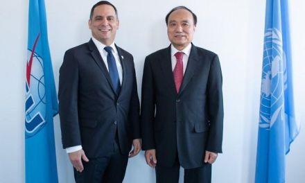 Reeligen a Houlin Zhao de China secretario general de UIT; Doreen Bogdan-Martin