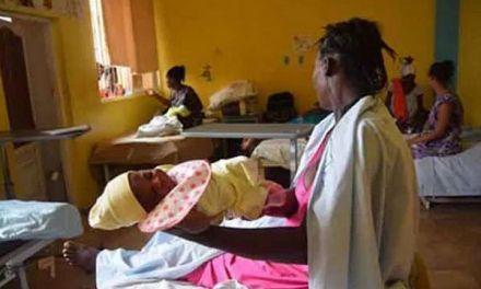 Llegan más parturientas haitianas